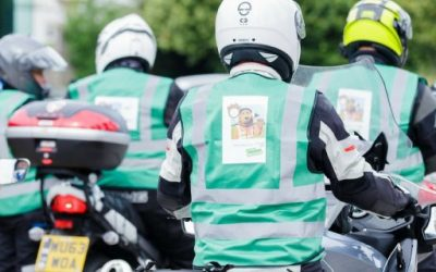 How should you be keeping safe on the road as a motor biker? Get some advice from the GWAAC crew