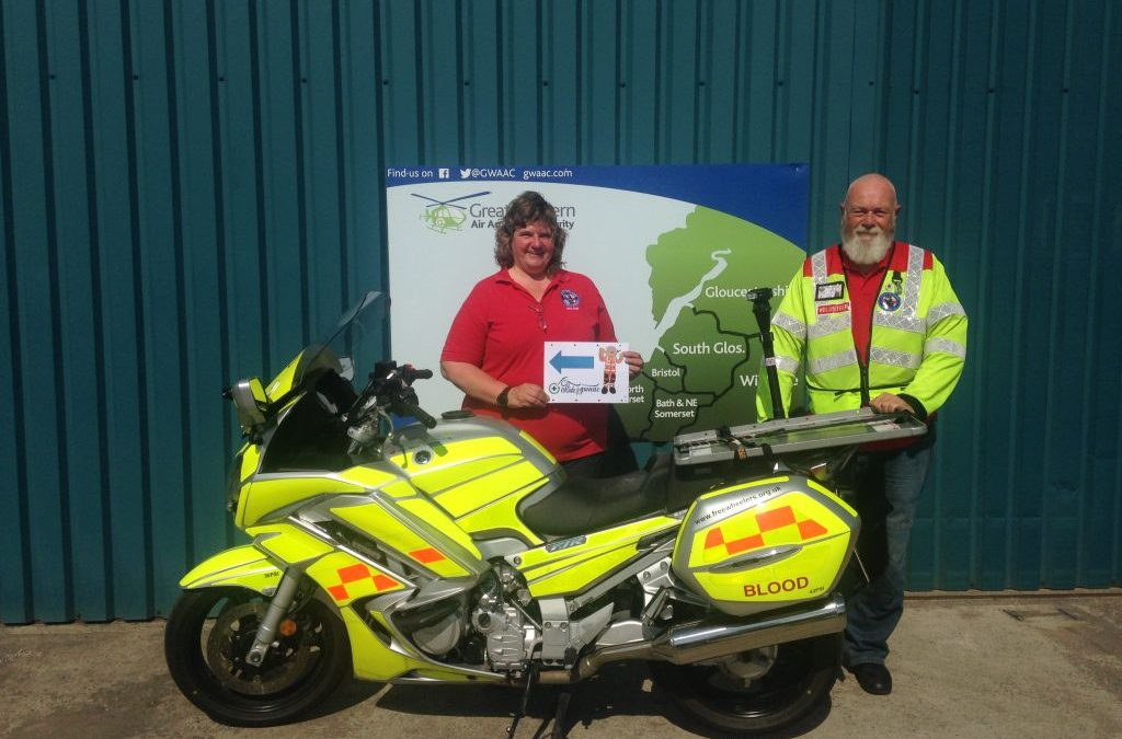 Ride4GWAAC is just around the corner!